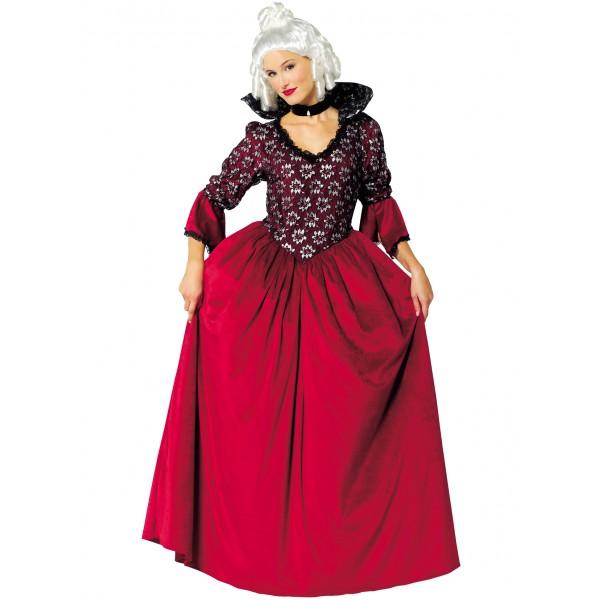 Robe comtesse luxe en location