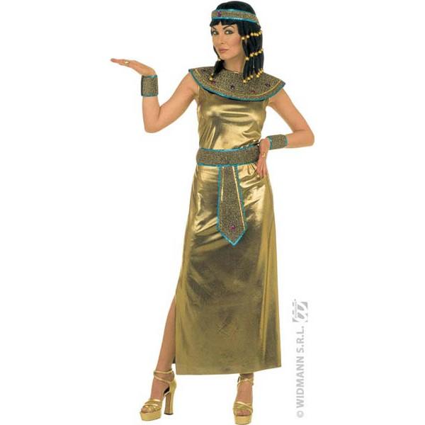 Costume Cléopatre Or