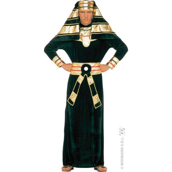 Costume Pharaon Noir Luxe