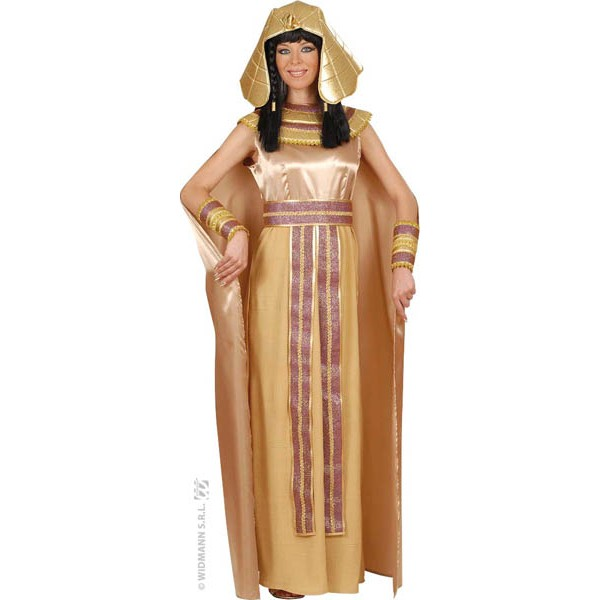 Costume Égyptienne Néfertiti