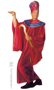 Costume Pharaon Rouge