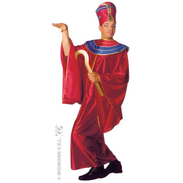 Costume Pharaon Rouge