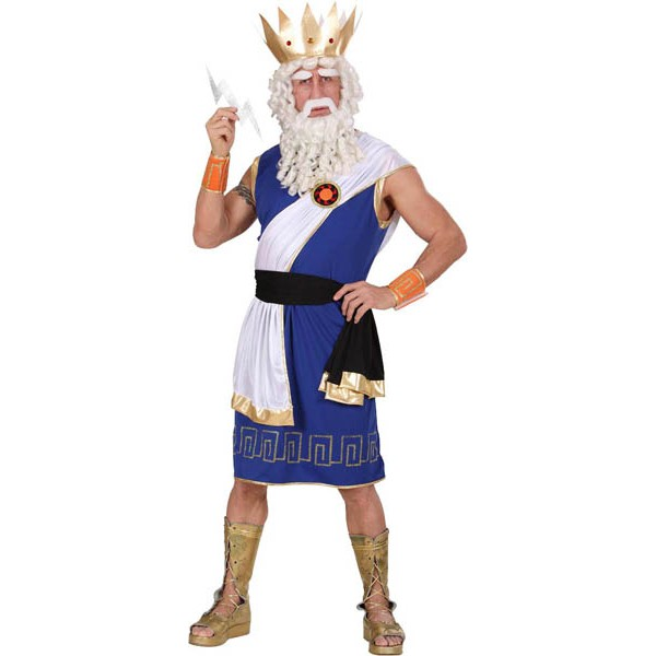 Costume Dieu Grecque Zeus