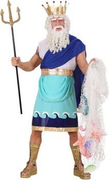 Costume Poséidon