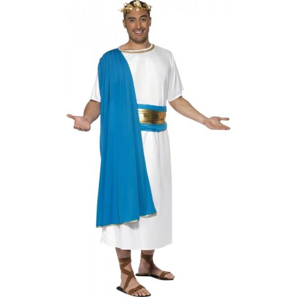 Costume Toge Romain Bleu