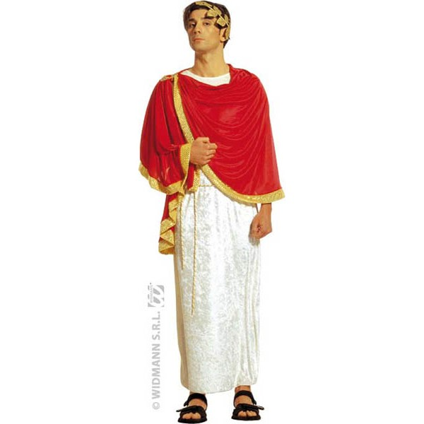 Costume Romain en Velours