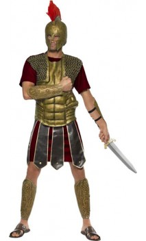 Costume Gladiateur Romain Luxe