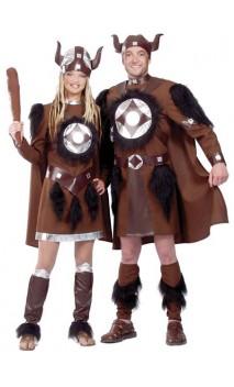 Costume Viking Femme