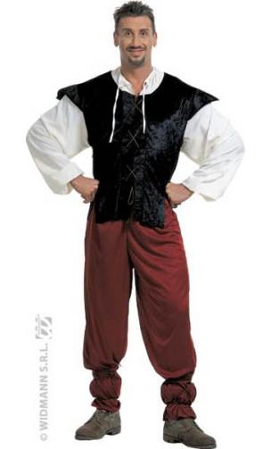 Costume Paysan Médiéval