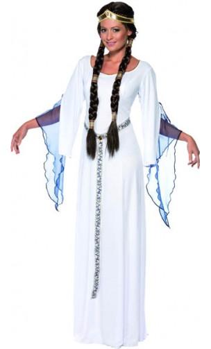 Costume Moyen-âge Guenièvre