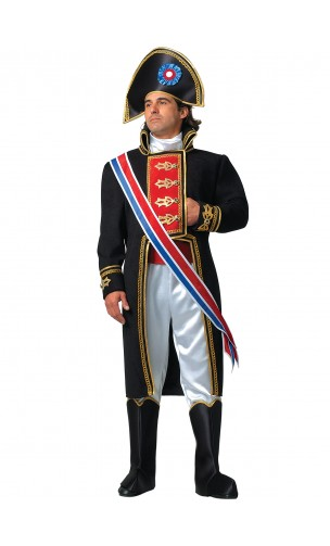 Costume Napoléon Bonaparte Luxe 3