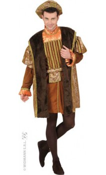 Costume Tudor Homme Luxe