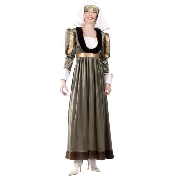 Robe Baronne Médiévale