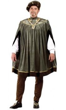 Costume Baron Médiévale