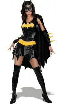 Costume Batgirl - Officiel