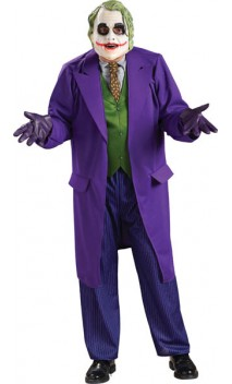 Costume Joker - Dark knight