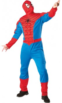 Costume Spiderman musclé