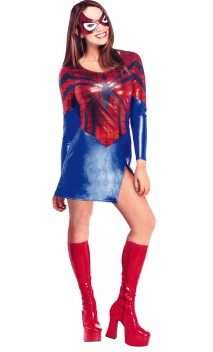 Costume Spidergirl - Officiel
