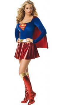 Costume Supergirl Sexy
