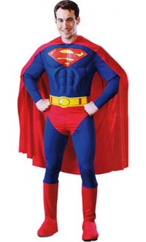 Costume Superman Luxe