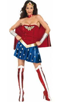 Costume Wonder Woman Luxe