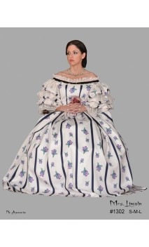 Robe Marquise Lincoln Luxe