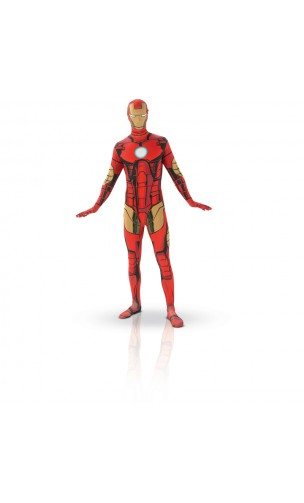 Costume IronMan - Morphsuit