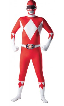 Costume Power Rangers - Morphsuit