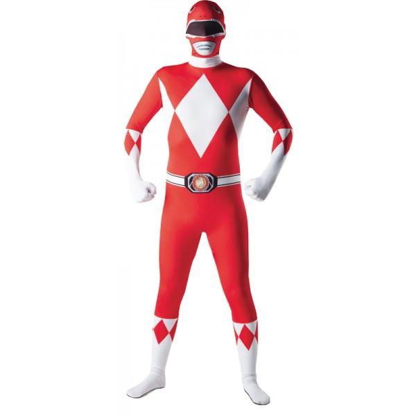 Costume Power Rangers - Morphsuit