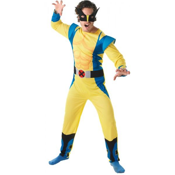 Costume Wolverine - Xmen