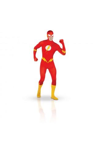 Costume Flash - Morphsuit