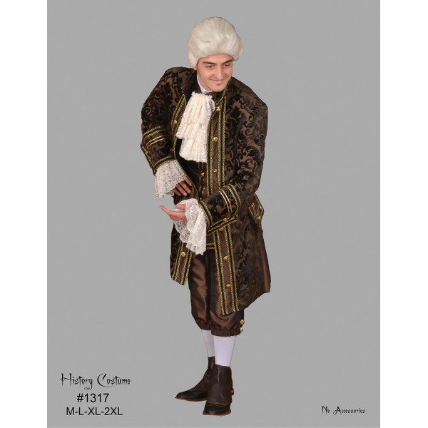 Costume Marquis Sillery Luxe