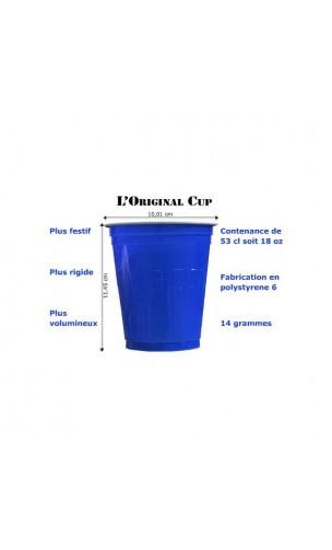 20 Gobelets Original Cup