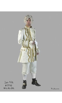 Costume Louis XVI Luxe