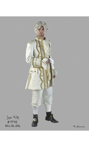 Costume Louis XVI Luxe en location