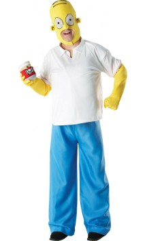 Costume Homer Simpsons