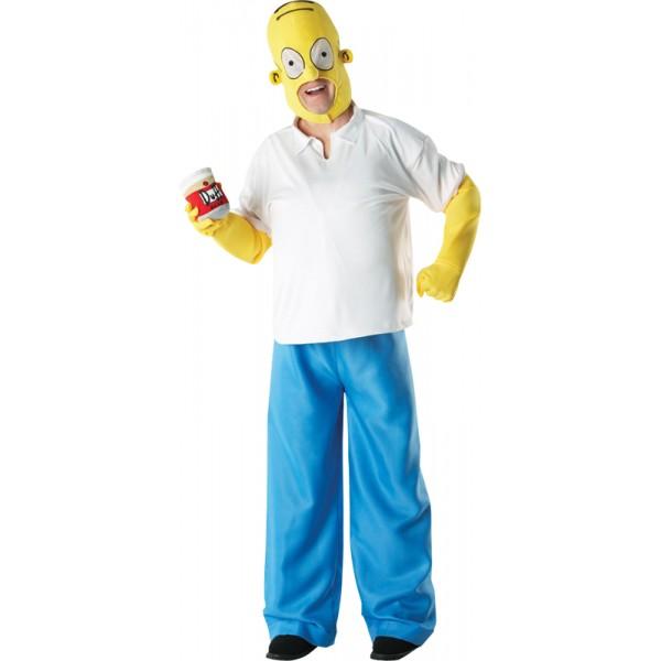 Costume Homer Simpsons