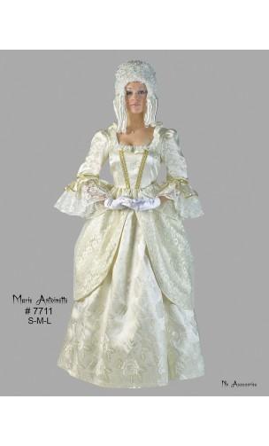 Robe Marie Antoinette Luxe