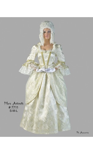 Robe Marie Antoinette Luxe en location
