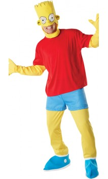 Costume Bart Simpsons