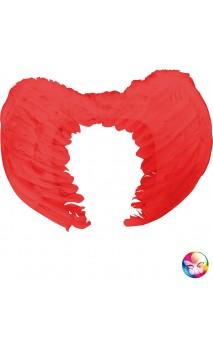 Ailes Rouge 50cm