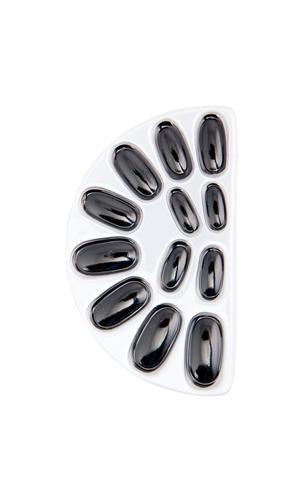 Faux Ongles Noire
