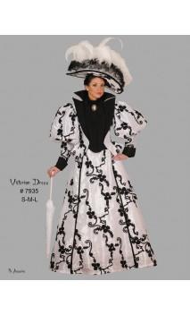 Robe Victorienne (1800) Luxe