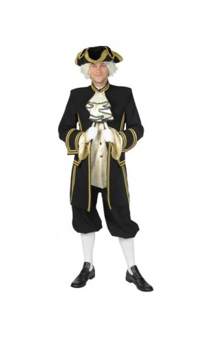 Costume marquis vénitien luxe en location
