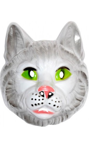 Masque Chat Adulte