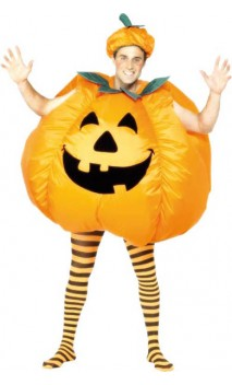 Costume Citrouille Gonflable