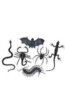 6 Insectes Horrible