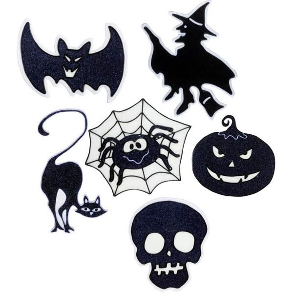 Decoration Halloween Vente.Decoration Horreur Halloween Phosphorescent En Vente Chez Be Happy
