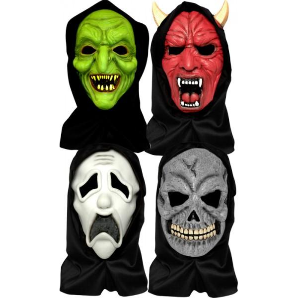 Masque Halloween Complet