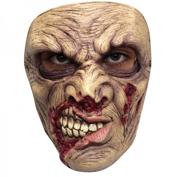 Masque Zombie Effrayant